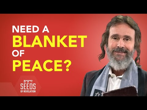 Need a Blanket of Peace?
