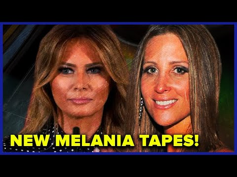 Melania's Former BFF and Advisor Releases Tapes Showing Melania's Attempted Criminal Cover-Up