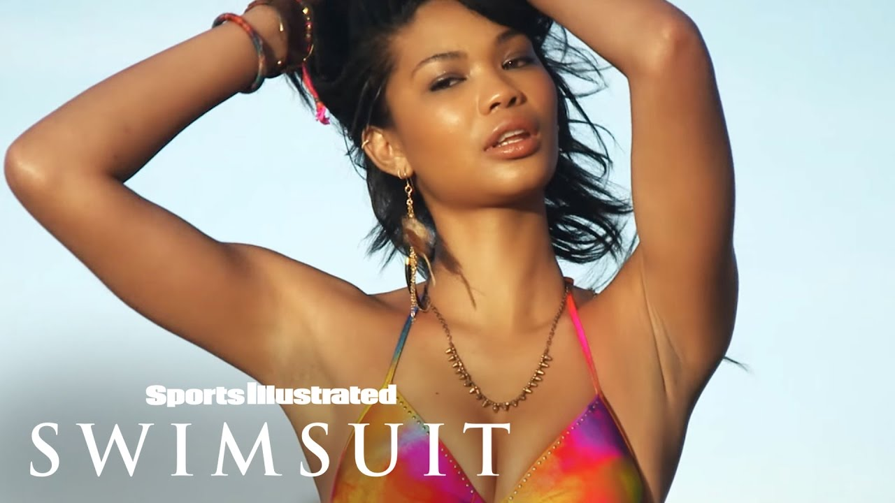 Chanel Iman Uncovered   Sports Illustrated Swimsuit