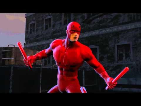 Marvel Heroes PAX Trailer - default