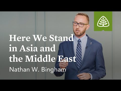 Nathan W. Bingham: Here We Stand in Asia and the Middle East