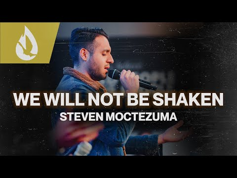 We Will Not Be Shaken (by Bethel)  Acoustic Worship Cover by Steven Moctezuma