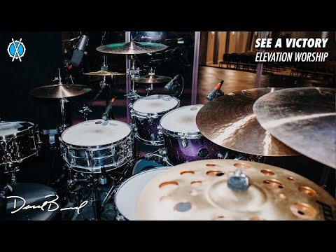 See A Victory Drum Cover // Elevation Worship // Daniel Bernard