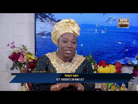 Dr Becky Paul-Enenche - SEEDS OF DESTINY - FRIDAY OCTOBER 30, 2020