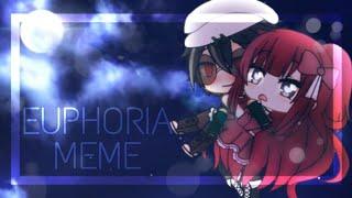 Euphoria MEME || Gacha Life || MEME Trade || ROSLES 💚🌹