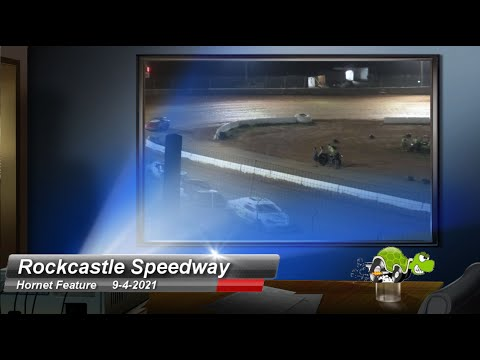 Rockcastle Speedway - Hornet Feature - 9/4/2021 - dirt track racing video image