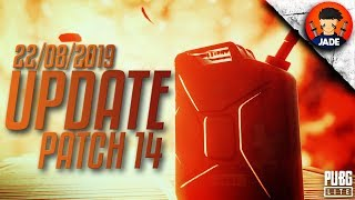 PUBG PC Lite - Latest Update - FPP Driving, Explosive Gas Cans, Sound Fix and more 🔥🔥