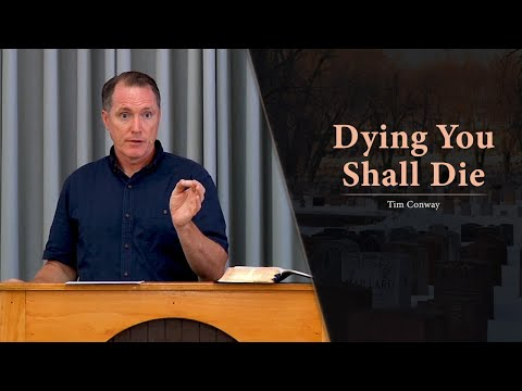 Dying You Shall Die - Tim Conway