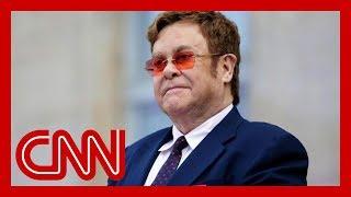 Trump's Elton John crowd size boast is actually true
