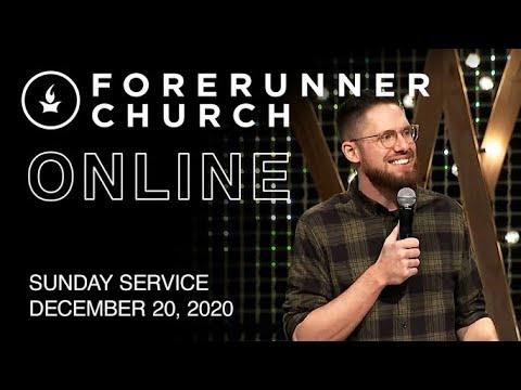 Sunday Service  IHOPKC + Forerunner Church  December 20