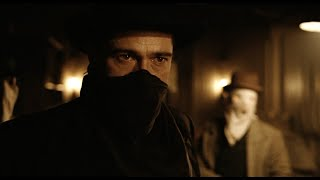 The Assassination of Jesse James - Train Robbery scene