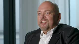 Industry view of disruption: Financial Services CIO