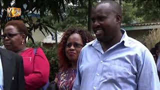 Crisis at county hospitals: Workers on strike over salary delays
