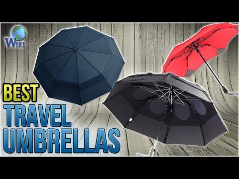 10 Best Travel Umbrellas 2018 - UCXAHpX2xDhmjqtA-ANgsGmw
