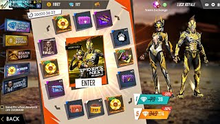 Spider's Nest in Incubator || Discount & 2X Chance Royale & Incubator Party in Free Fire