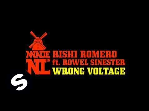 Rishi Romero - Wrong Voltage (Kid Kaio Remix) - UCpDJl2EmP7Oh90Vylx0dZtA