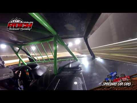 Winner #76 Jeremy Creech - Mini Stock - Rockcastle Speedway - InCar Camera - dirt track racing video image