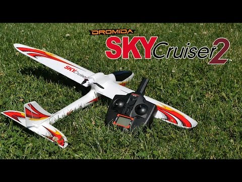 Soaring with the Dromida Sky Cruiser 2 : Raw Performance - UCa9C6n0jPnndOL9IXJya_oQ