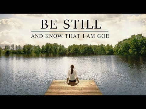 BE STILL AND KNOW THAT I AM GOD - PSALM 46 - MORNING PRAYER  PASTOR SEAN PINDER (video)