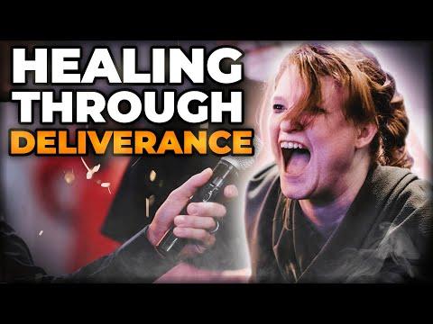 HEALING of Acid Reflux Through Deliverance!