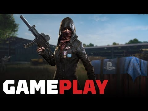 13 Minutes of PUBG Gameplay on PS4 - UCKy1dAqELo0zrOtPkf0eTMw