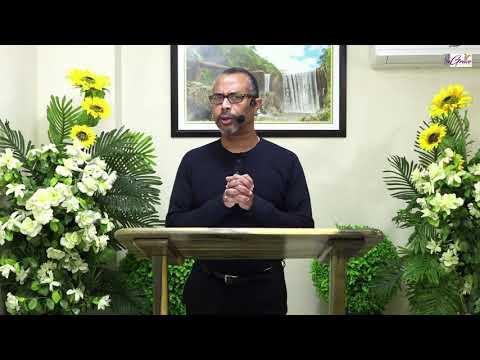 The Grace Workshop Ministries - Thursday April 30 2020 - Bible Study