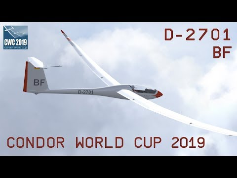 Condor V2 - Condor World Cup 2019 - Raceday 8 (VR)