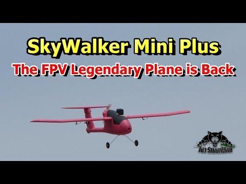 Skywalker Mini Plus 1100mm Wing Span EPP Best FPV RC Airplane - UCsFctXdFnbeoKpLefdEloEQ