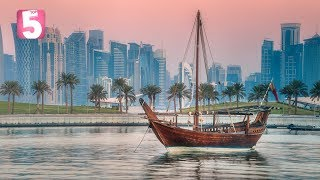 Top 5 budget friendly things to do on transit in Doha