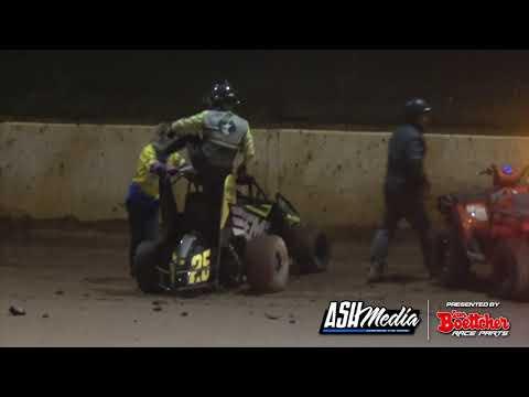Formula 500's: A-Main - Maryborough Speedway - 15.05.2021 - dirt track racing video image