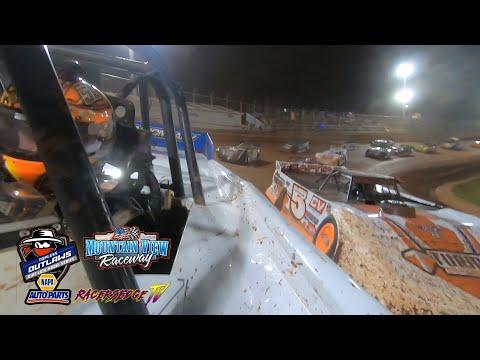 Jordon Horton #56 @ Mountain View Raceway May 22, 2021 - dirt track racing video image
