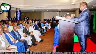 President Bio Launches National Digital Identity System - Sierra Network Wan Pot