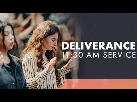 11:30am Deliverance Service  December 2018
