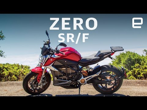 2020 Zero SR/F Electric Motorcycle Review: The only one left - UC-6OW5aJYBFM33zXQlBKPNA