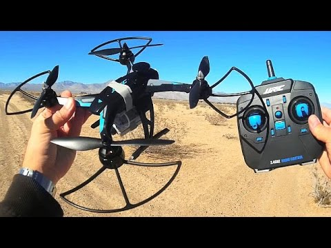 JJRC X1 Cheapest RTF Brushless Drone Camera Test Flight - UC90A4JdsSoFm1Okfu0DHTuQ