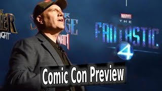 Marvel SDCC 2019 Hall H Preview & Predictions | MCU Phase 4 Revealed?
