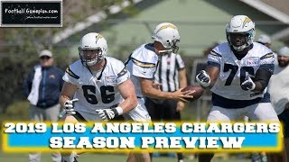 Football Gameplan's 2019 NFL Team Preview: Los Angeles Chargers