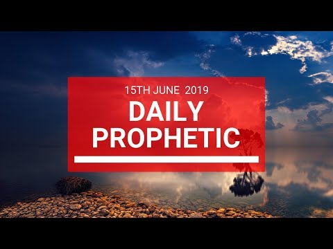 Daily Prophetic   June 15 Word 2