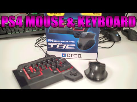 PS4 MOUSE & KEYBOARD | HORI TAC4 In-Depth Review - UCLmRhOkHlm868FuSVKHUHHw