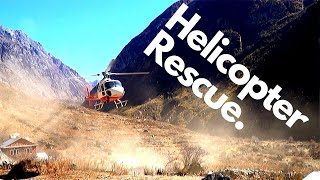 Helicopter Rescue - License to Travel