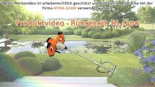 Segutrell Altrad RL 1400 + vispel 140 x 590 mm