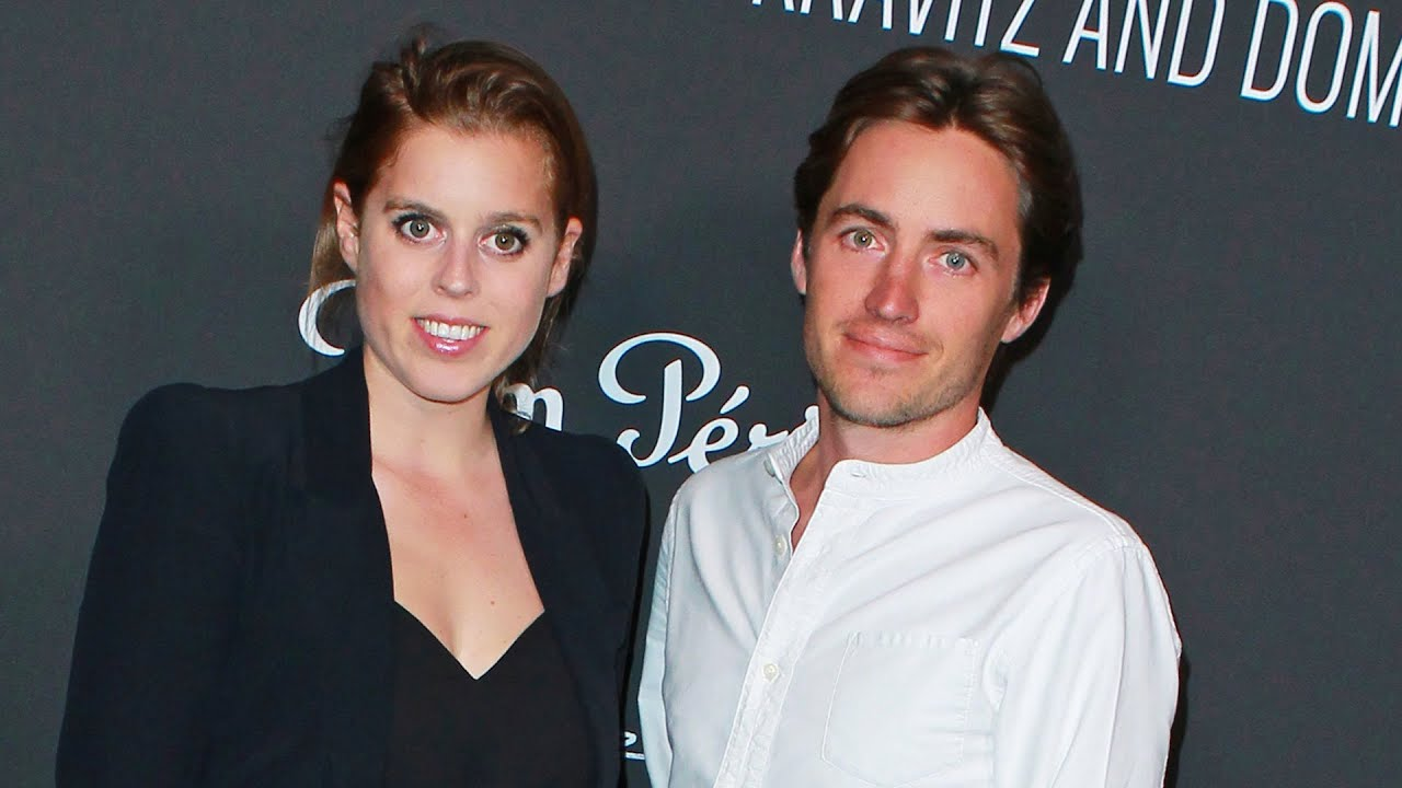 Princess Beatrice Welcomes FIRST Baby!