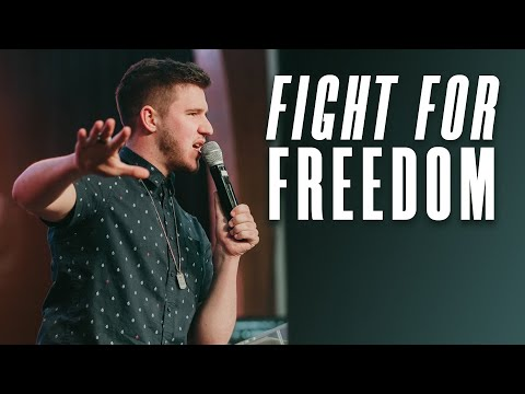 Fight for Freedom  Taking Back what the Enemy Stole - Zack Parkhotyuk