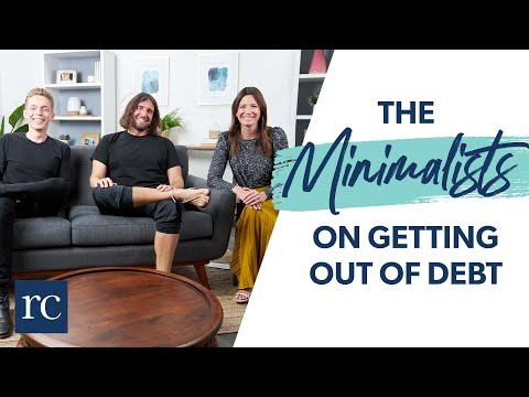 Can Minimalism Help You Get Out of Debt Faster with the Minimalists