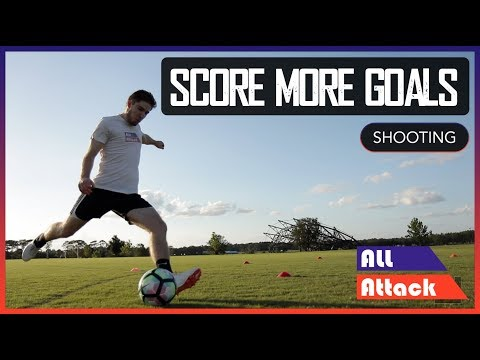 How to Score MORE Goals in Soccer! | Shooting Training - UC0Ik25PHaiHCbfGrzu-lBFQ