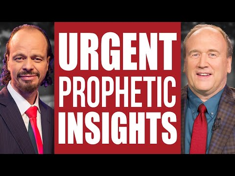 Urgent Prophetic Insights LIVE  Tracy Cooke & Kevin Zadai