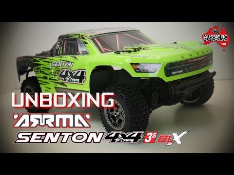 Unboxing: ARRMA Senton 4x4 BLX - UCOfR0NE5V7IHhMABstt11kA