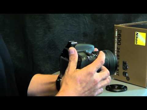 Videorecenze Nikon D600 tělo