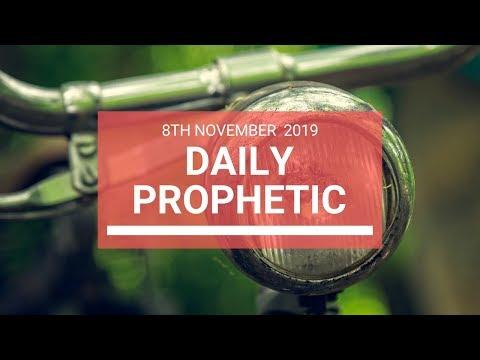 Daily Prophetic 8 November Word 6