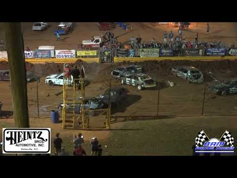 Demolition Derby - Lavonia Speedway 6/4/21 - dirt track racing video image
